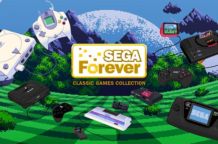 bộ game kinh điển của SEGA