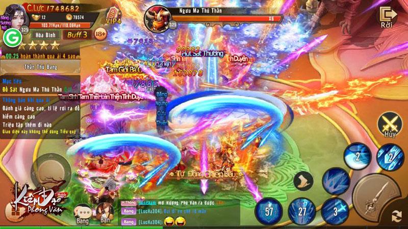 Trong game nhập vai nhất là với Kiếm Đạo Phong Vân thì hoạt động Bang Hội  được xem là quan trọng, quyết định đến toàn bộ thành, bại của cá nhân game  ...