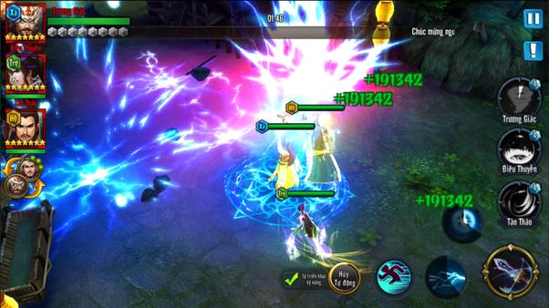 Game mobile Loạn Chiến Tam Quốc chính thức ra mắt làng game Việt In-game1