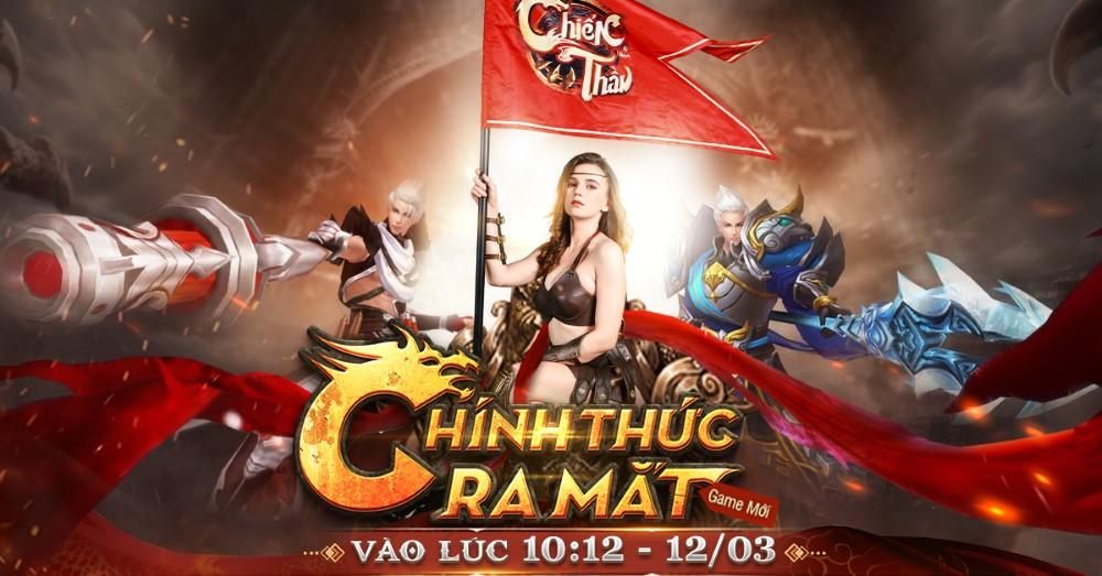 Chiến Thần Kỷ Nguyên hứa hẹn mang đến những trải nghiệm đầy mới mẻ cho game thủ Việt 01
